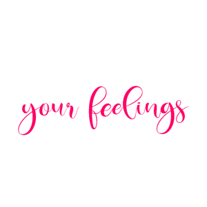 my facts your feelings