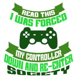 MY CONTROLLER GAMING TEE