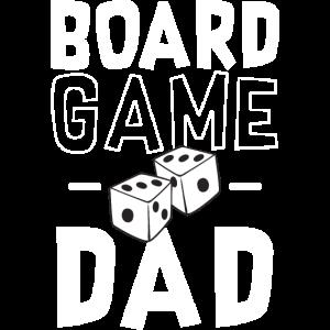 Board Game Dad - Papa Brettspiele Fan