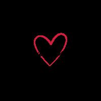Trauzeugin Herz Junggesellinnenabschied JGA