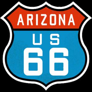 Arizona Logo Zeichen USA Amerika Souvenir