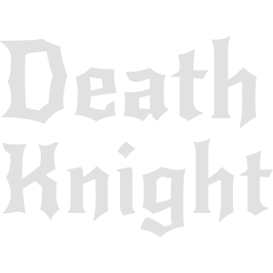 mmorpg deathknight