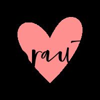 Braut rosa Herz Junggesellinnenabschied