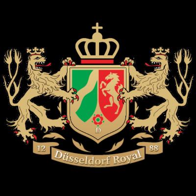 Royales NRW / Düsseldorf Wappen - Royales NRW / Düsseldorf Wappen by lifestyle-duesseldorf - royal,düsseldorf,nrw,abzeichen,Wappen