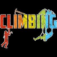 Outdoor Klettern Geschenk Retro Vintage Climbing