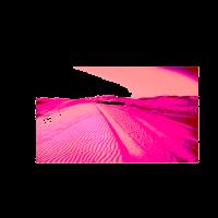pinke Wüste