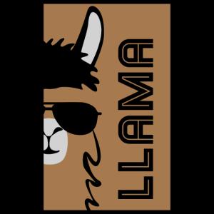 Lama Sonnenbrille
