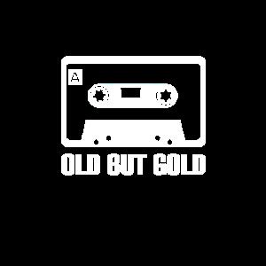 Kassette old but gold Technik Shirt