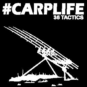 CARPLIFE - 36 Tactics - RodPod Carp Karpfenangler
