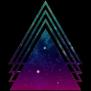 Dreieck Galaxie Galaxy Space Himmel Sterne Astro