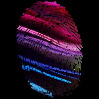 Fingerabdruck Kunst