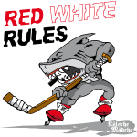 Hai Kölsche Mädche für Hintergrund rot