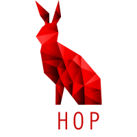 red rabbit - bunny - hare - Hase - hop - Hüpfen