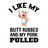 Ich mag meinen Hintern mariniert und Pulled Pork