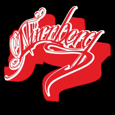 Nürnberg - Nürnberg tattoostyle Digitaldruck - ultras,tattoo,städteshirt,streetwear,pyro,nürnberger,nürnberg,handball,graffiti,fussball,frankenland,franken,fanshirt,bayern,Ultras,Tattoo,Städteshirt,Pyro,Nürnberger,Nürnberg,Handball,Frankenland,Franken,Fanshirt,Bayern