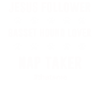 Jesus-Nachfolger Basset Hound Lover Nickerchen