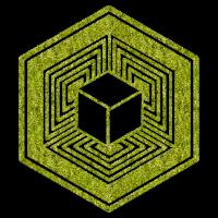 TESSERACT, Hypercube 4D, Crop Circle, 17th July 2010, Fosbury, Wiltshire, Symbol - Dimensional Shift