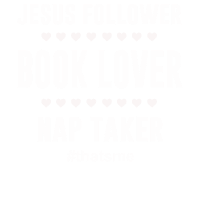 Jesus-Anhänger Buchliebhaber Nap Taker