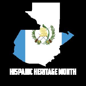 Hispanic Heritage Monat Guatemala Geschenk