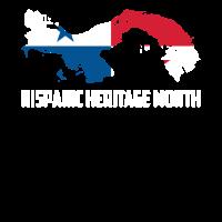 Hispanic Heritage Monat Panama Geschenk