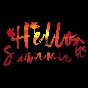Hello Summer/Hallo Sommer