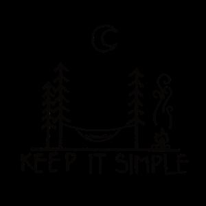 Keep it Simple Hängematte