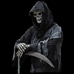Senseman,Totenkopf,Teufel,Satan,Black Metal,