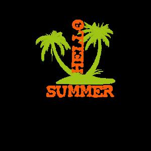 HELLO SUMMER GRÜN
