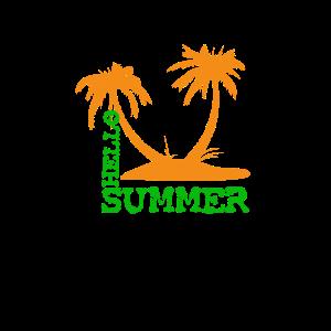 HELLO SUMMER ORANGE