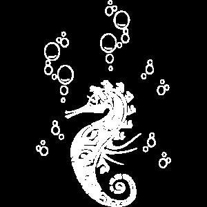 Seepferdchen Meer Unterwasser Geschenk