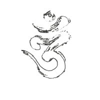 Om Sanskrit Hindu Goa Yoga Geschenk