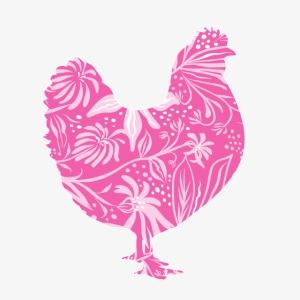 Flower Chicken II