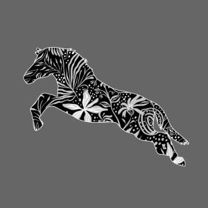 Flower Horse I