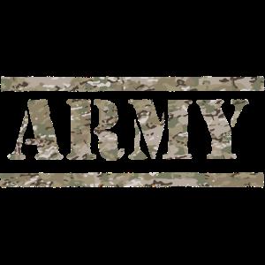 Army Multicam - Militär Tarnung