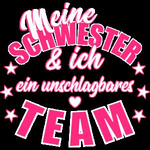 Schwester Schwestern Team