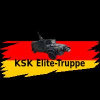 KSK Eliteeinheit T-Shirt Kommando Spezialkräfte