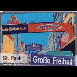Große Freiheit Hamburg-St. Pauli | Künstler Motiv