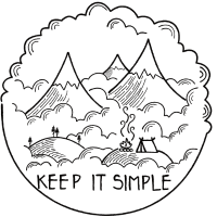 Keep it Simple Clouds Mountain Camping