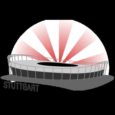 Stuttgart Fussballstadion - Die Stuttgarter Mercedes-Benz Arena ehem. Gottlieb- Daimler- Stadion bzw. Neckarstadion, die Heimstätte des Bundesligisten Stuttgart. - ländle,arena,Stuttgart,Stadion,Schwaben,Neckarstadion,Gottlieb-Daimler-Stadion,Gottlieb-Daimler,Fussball,Baden-Württemberg
