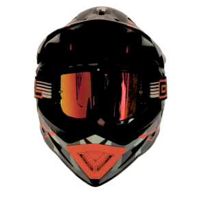 cooler Motocross, Enduro oder Downhill Helm