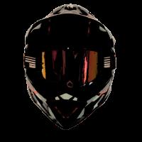Motocross Enduro Downhill Helm T-Shirt Hobby Sport