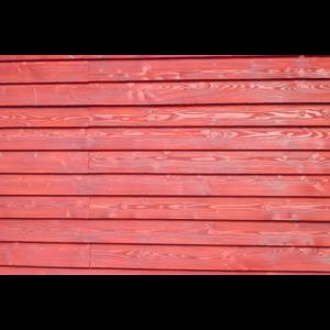 HG Holzwand rot