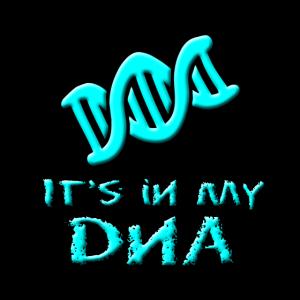 DNA Spruch Naturwissenschaften Biologie Comic