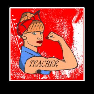 Teacher Strong Women