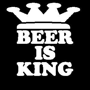 Bier König Saufen