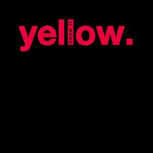 yellow, zweideutiges design