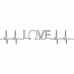 Liebe Herzschlag