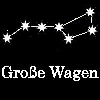 Sternbild Großer Wagen Sternenhimmel Nachthimmel