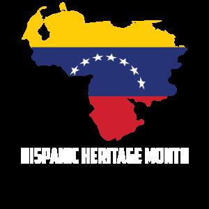Hispanic Heritage Monat Venezuela Geschenk