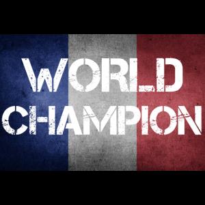 Frankreich Weltmeister